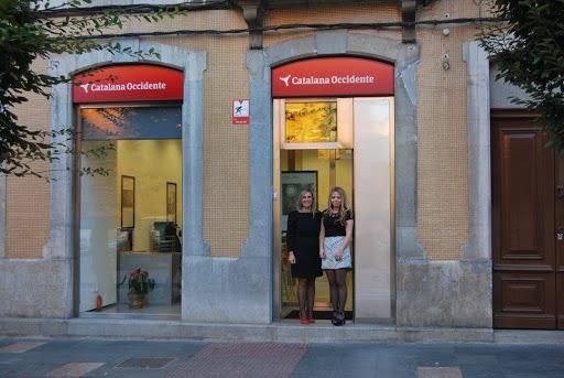 Patricia noval oficina catalana occidente calle marquesa for Catalana occidente oficinas