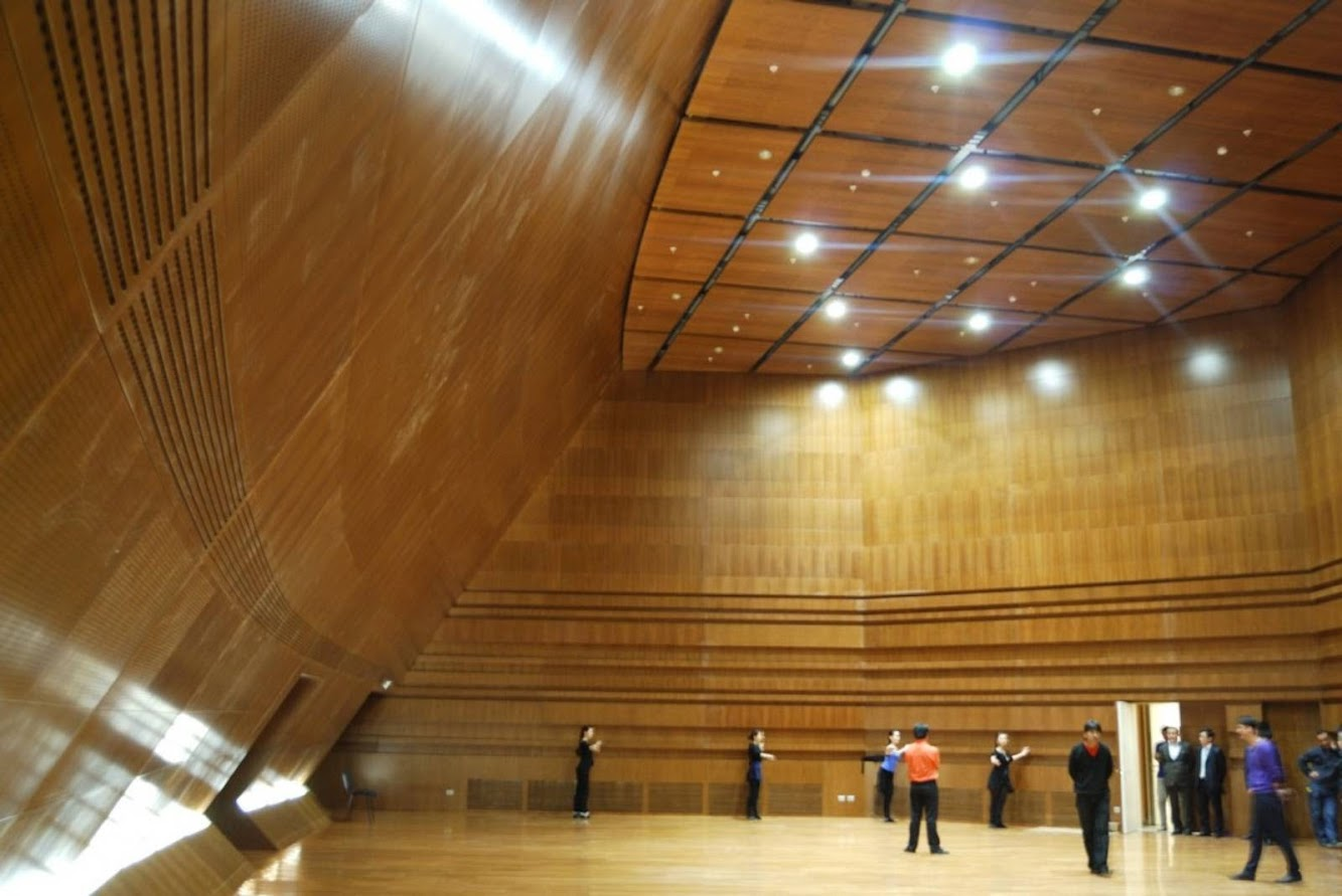 Kazakhstan Concert Hall by Nicoletti Associati