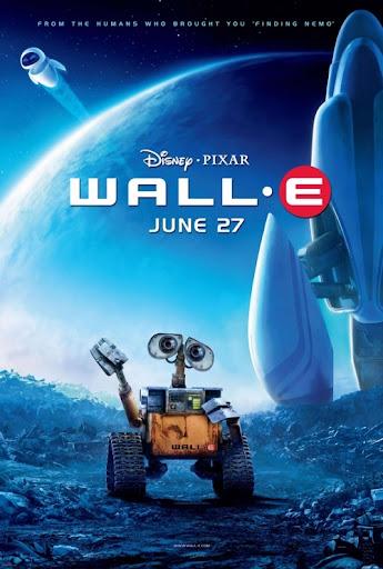 Rôbôt Biết Yêu - Wall-e (2008)