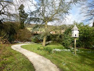 A Dovecote In The Gardens