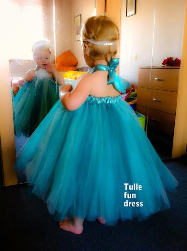 Как сшить пышное платье для выпускного
