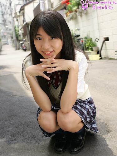Asuka Izumi Junior Idols