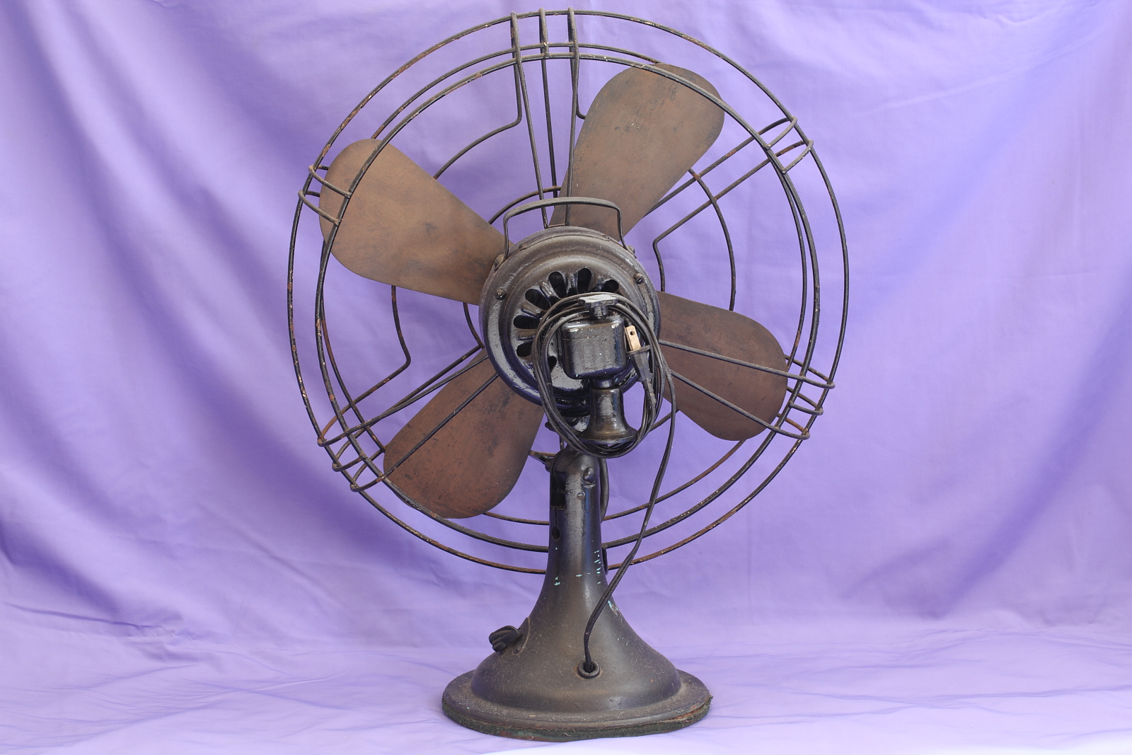 People Using Electric Fan : Enticz antique electric fan