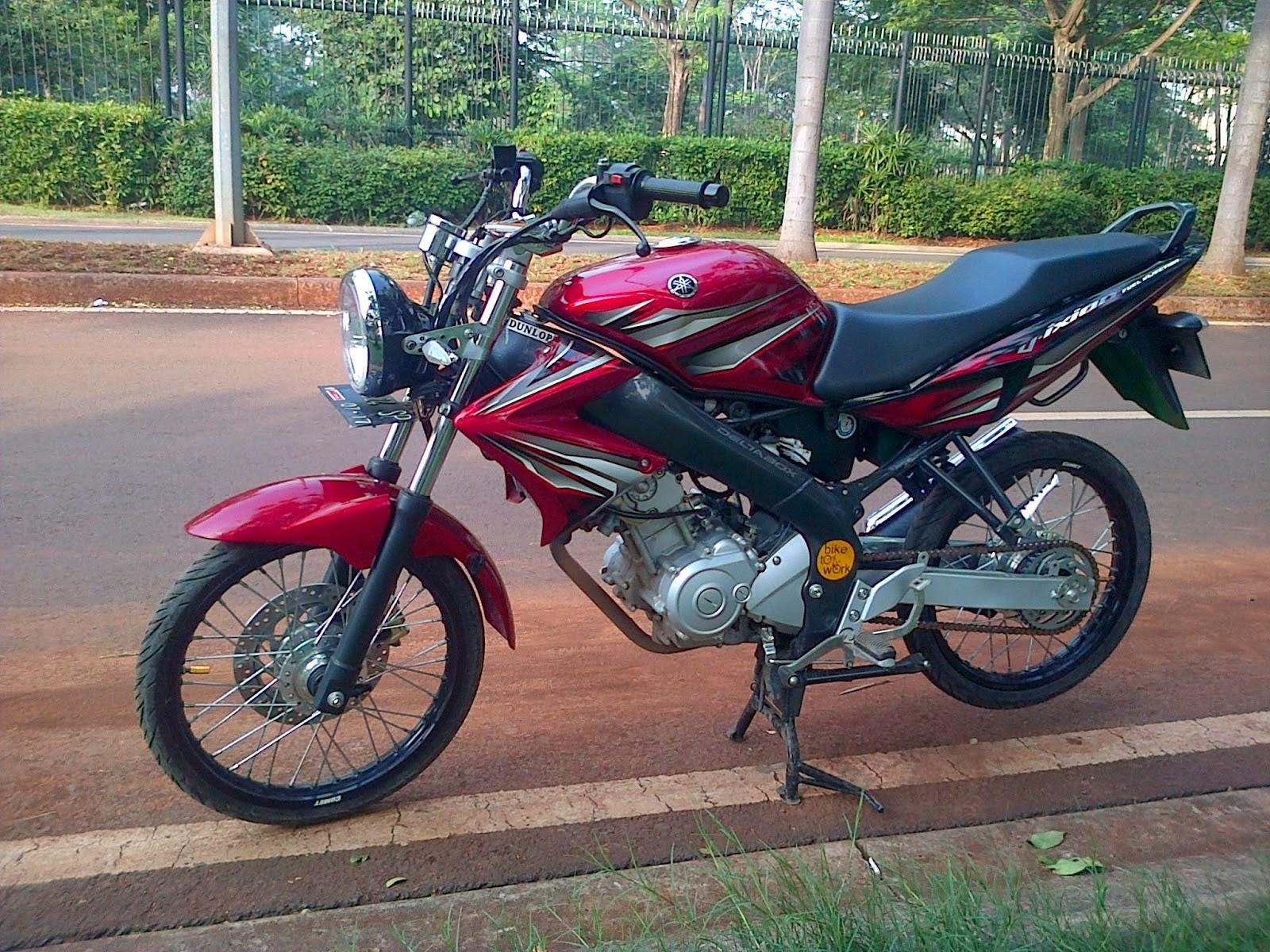 Modifikasi Yamaha Vixion Japstyle Dunia Motor
