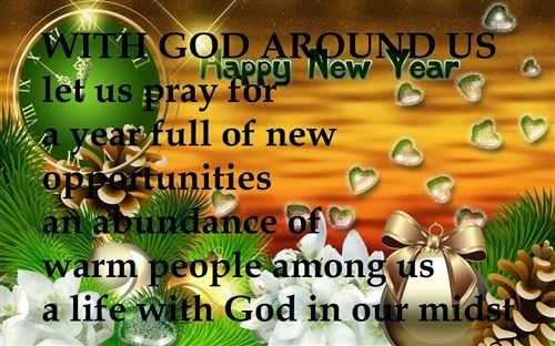 Best New Year Christian With Wishes 2015 - Free Quotes, Poems ...