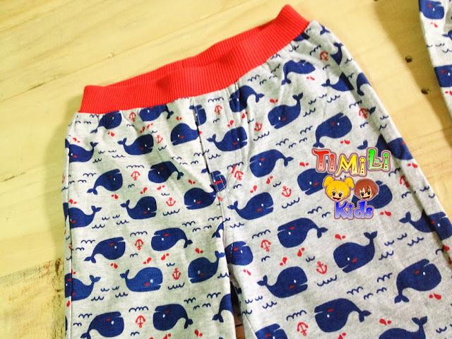 Quần thun lửng bé trai, xuất Hàn, made in vietnam, mẫu cá.b