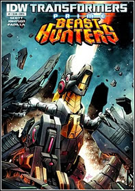 Transformers Prime Beast Hunters S03E01 HDTV AVI 720p Legenda