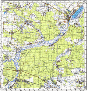 Map 100k--m35-048--(1986)