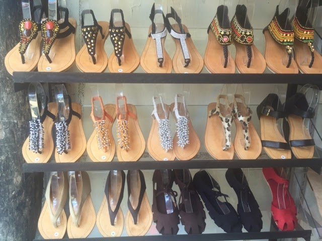 Sydney Fashion Hunter: Shopping In Bali - Shoes