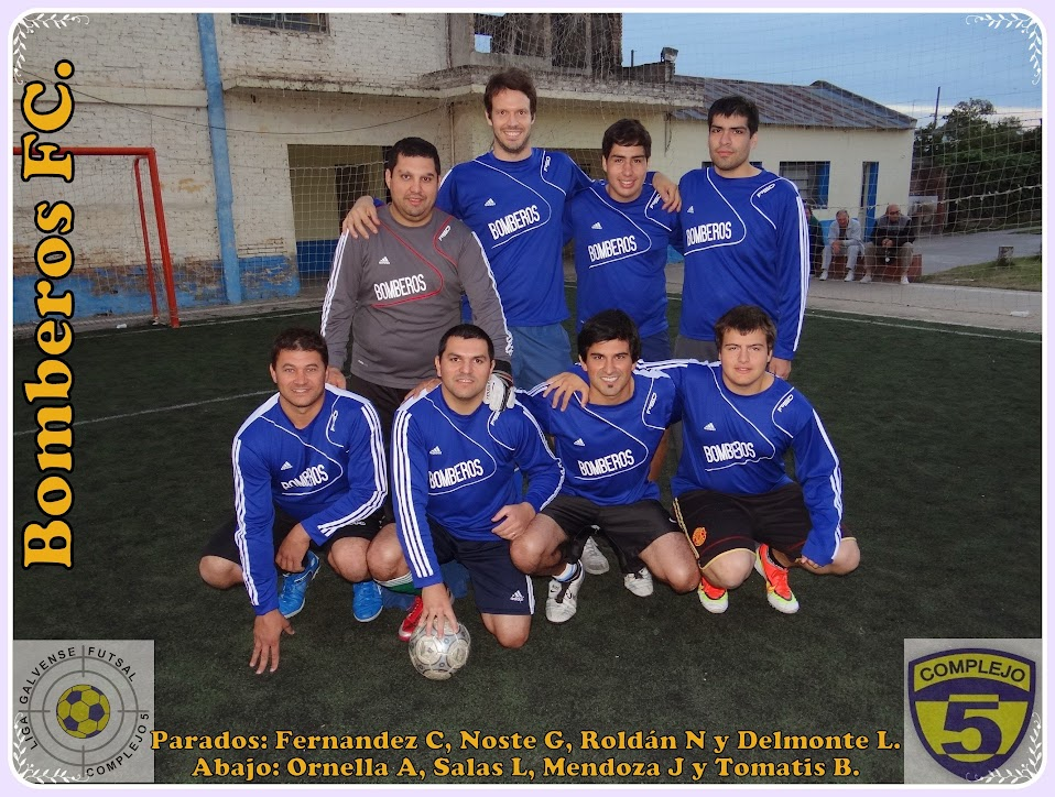 BOMBEROS FC.