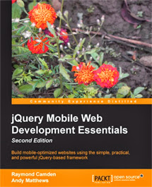 jQuery Mobile Web Development Essentials (Second Edition)