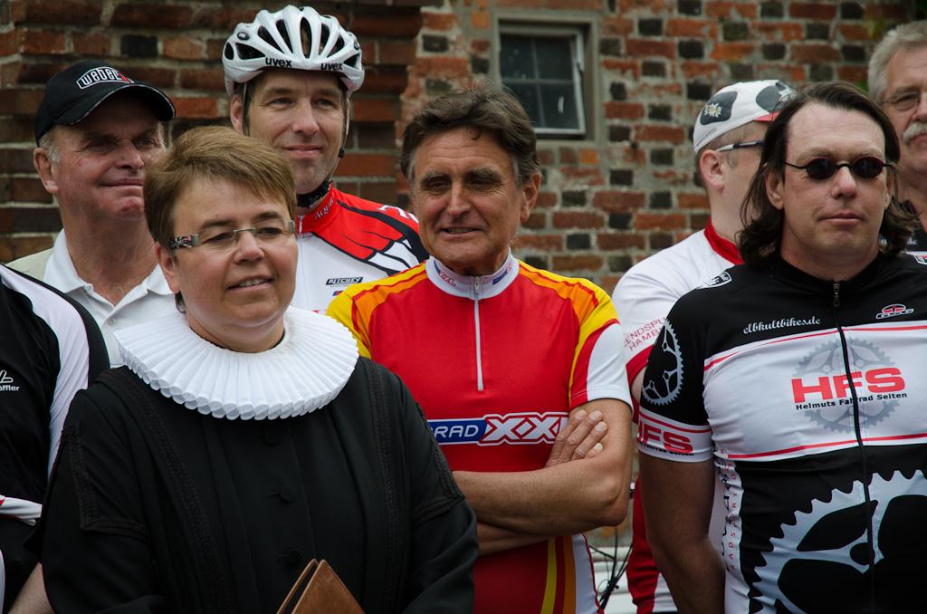 Zum Bericht über den Radsport-Gottesdienst...