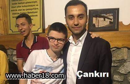 AK Parti Gençlik Kolları Engelsiz Kardeşleri Ve Aileleri İle İfta