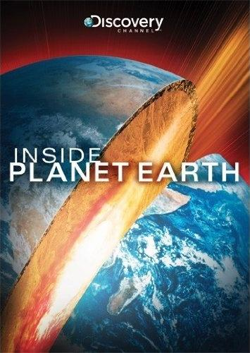 Inside Planet Earth 2009 poster