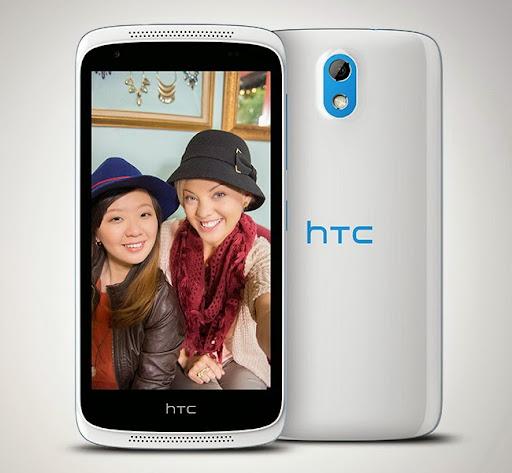 HTC Desire 526+ dual sim - Spesifikasi Lengkap dan Harga