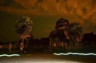 Angkor Wat przed świtem