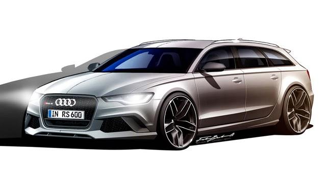 2017 Audi Rs6 Avant