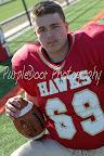 #69 Kevin Cellier 5'9″, 265lb, Gr9 OL/DL