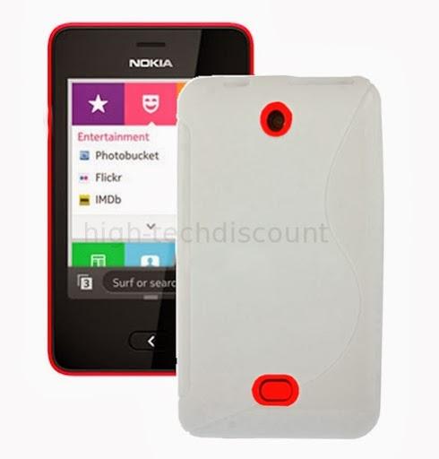 Housse-etui-coque-pochette-silicone-gel-pour-Nokia-Asha-501-film-ecran