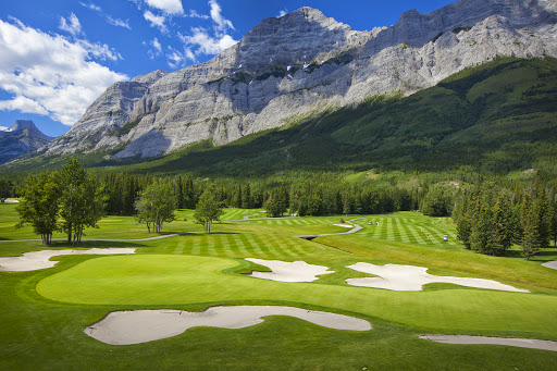 Kananaskis Country Golf Course, Kananaskis, AB, Canada, Golf Club, state Alberta
