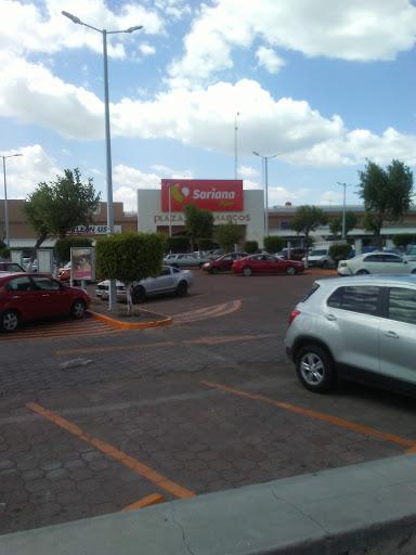 BBVA Bancomer Plaza San Marcos, CC Plaza San Mateo, Avenida de la Convención de 1914 Zona 1 Loc. 30-34, San Cayetano, 20010 Aguascalientes, Ags., México, Cajeros automáticos   AGS