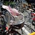Tokio - tylko tutaj takie foteliki rowerowe :)