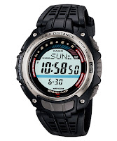 Casio Outgear Sport Gear : sgw-200