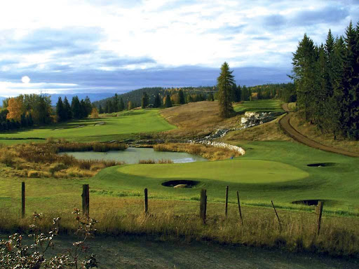 Canoe Creek Golf Course, 6015 Shaw Rd, Salmon Arm, BC V1E 2W2, Canada, Golf Club, state British Columbia