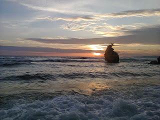 Visit To Mandar Senja Di Pesisir Pantai Labuang Polewali Mandar