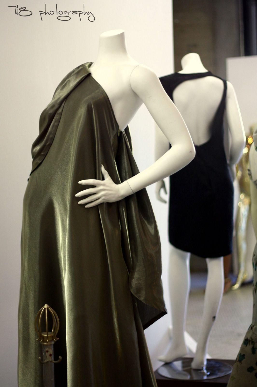 grecian gown, Wedding