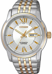 Citizen High-End Mech : NH8338-54AB