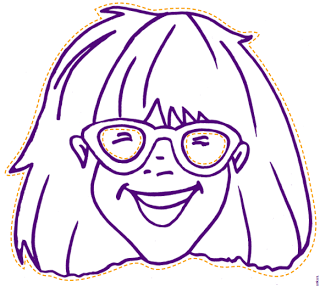 Junie B Jones Coloring Pages Printable Coloring Pages - junie b jones coloring pages printable
