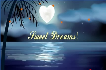 Ảnh chúc ngủ ngon sweet dreams