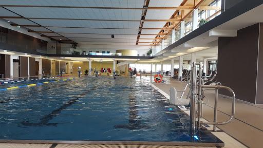 Hallenbad Braunau, Auf der Haiden 80, 5280 Braunau am Inn, Österreich, Erlebnisbad, state Oberösterreich