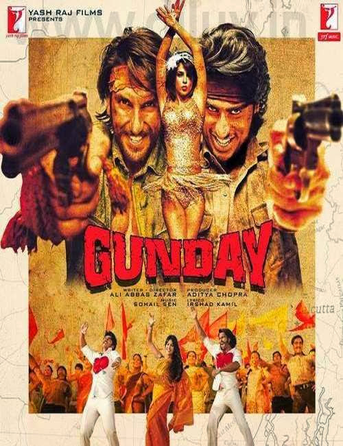GUNDAY (2014) Full Movie HD Part 1 - Tunepk