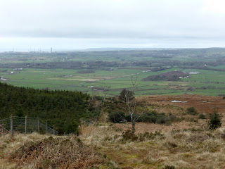 View to Sellafield from Muncaster Fell