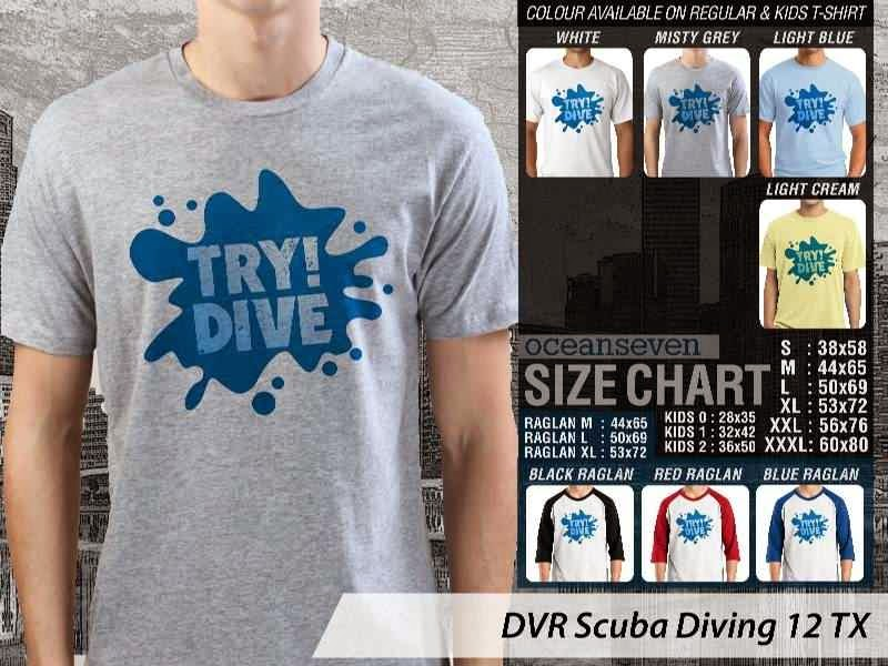 Kaos DVR Scuba Diving 12 TX distro ocean seven