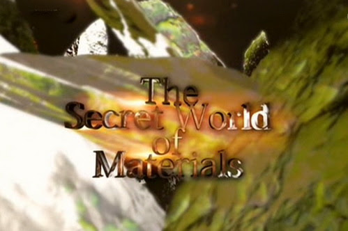 Nieznany ¶wiat tworzyw / The Secret World of Materials (2012) PL.TVRip.XviD / Lektor PL