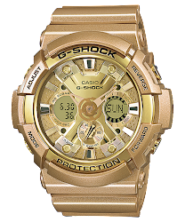 Casio G-Shock : GA-200GD-9A