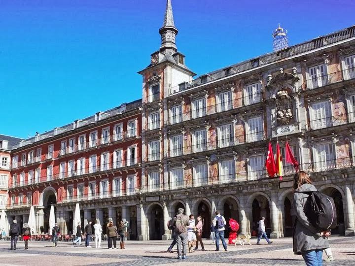 Madrid y Aranjuez, 2013