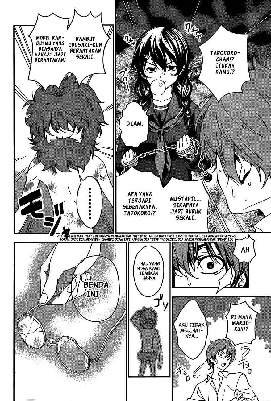 Shokugeki no Souma Chapter 28-2