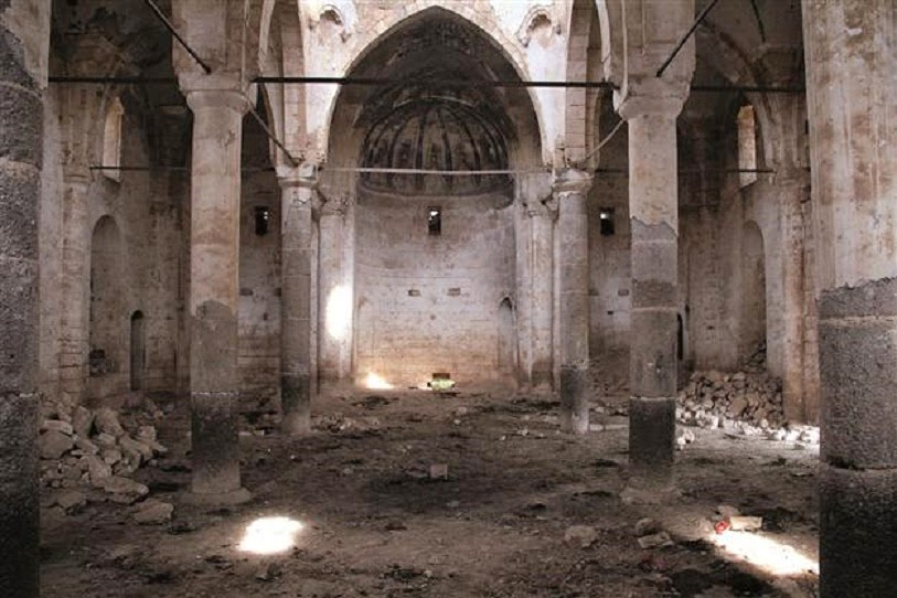 Historic Armenian church to be restored
