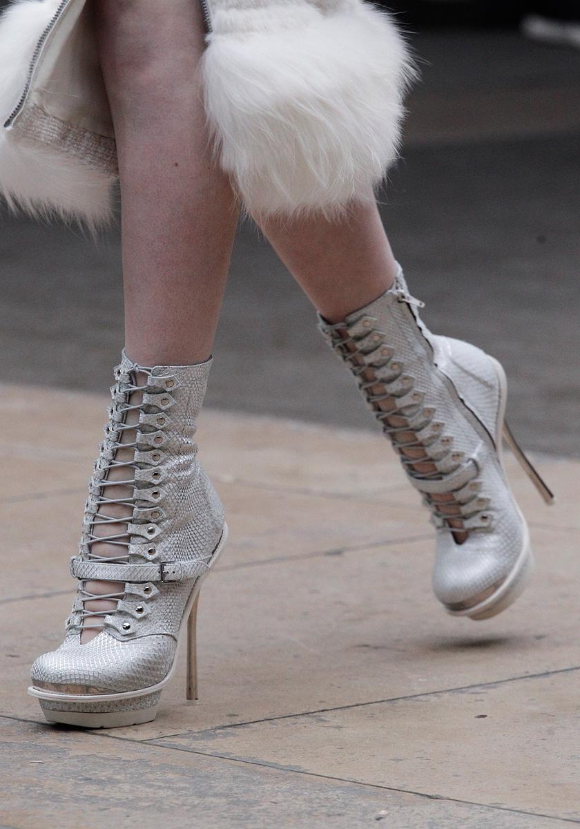 Самая модная обувь этой весной