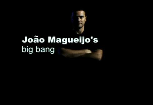Joao Magueijo i teoria Wielkiego Wybuchu / Joao Magueijo's Big Bang (2009) PL.TVRip.XviD / Lektor PL
