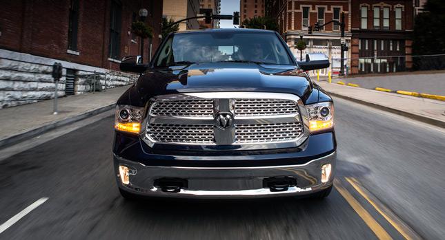 2015 Dodge Ram 1500 Diesel