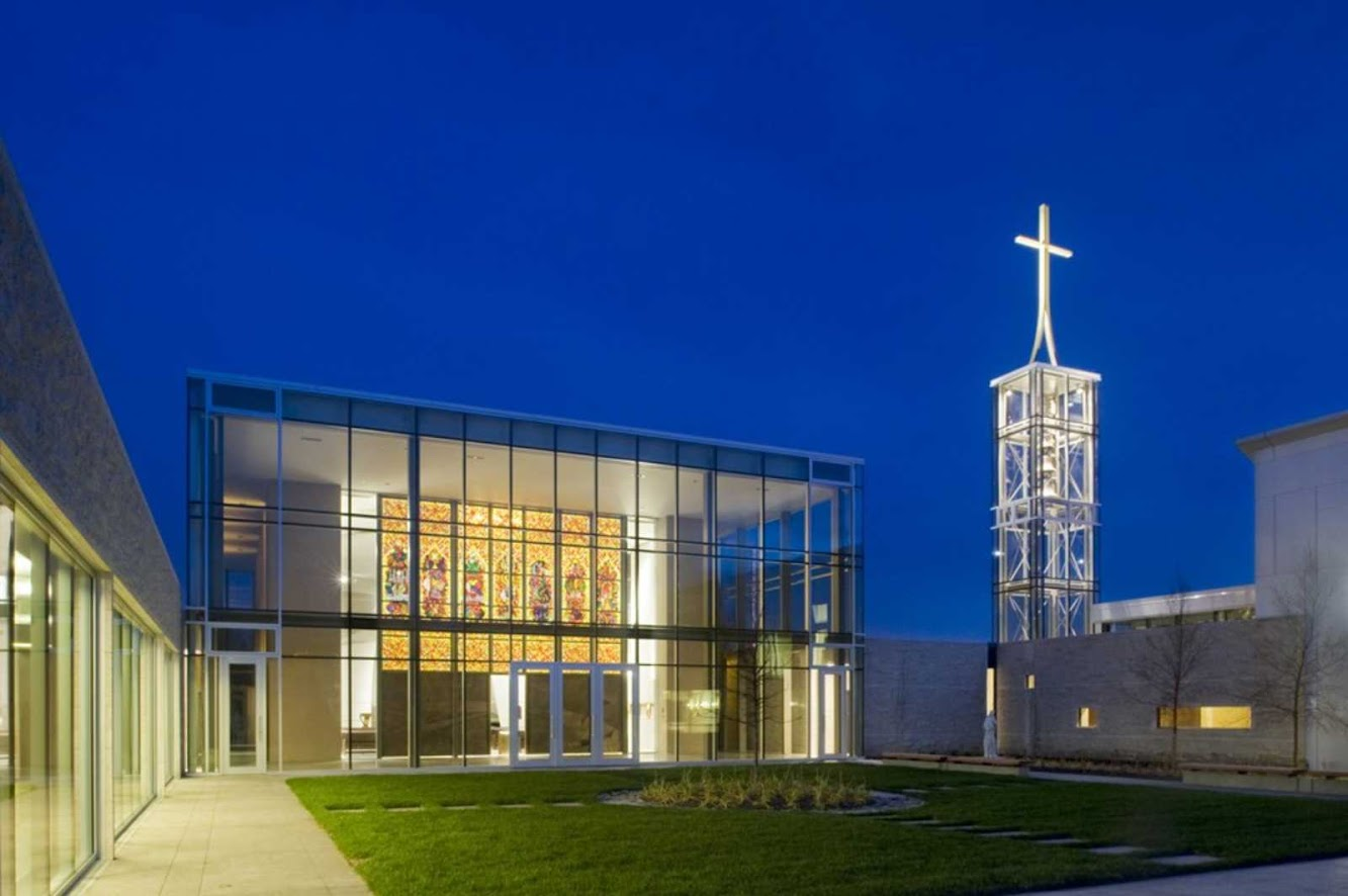 Church: ST. JOSEPH SEMINARY by DIALOG