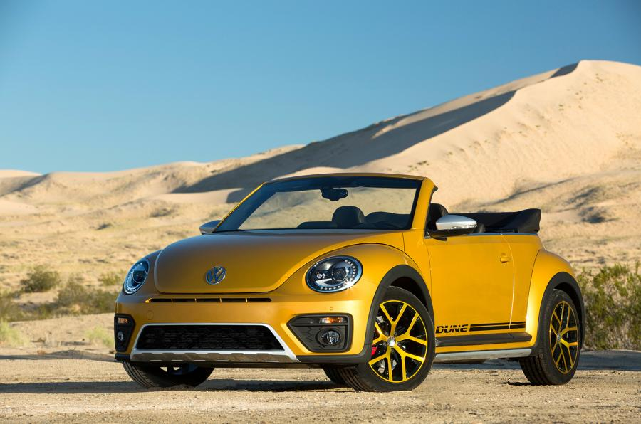 2016 Volkswagen Beetle Dune 1.8 TSI Cabriolet prototype review Car Price Concept