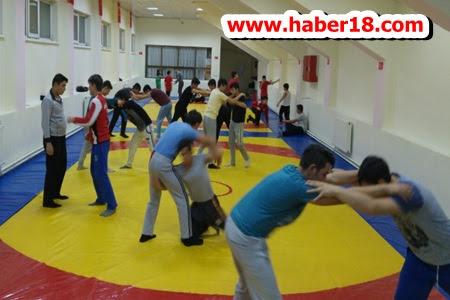 Çankırı Proje Anadolu İmam Hatip Lisesinde Peşrev Zamanı