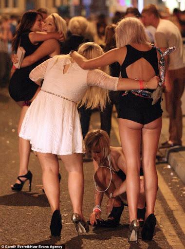 Fotos da mulherada no fim de festa - Parte 10