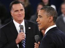 【视频】美国大选总统辩论第二场